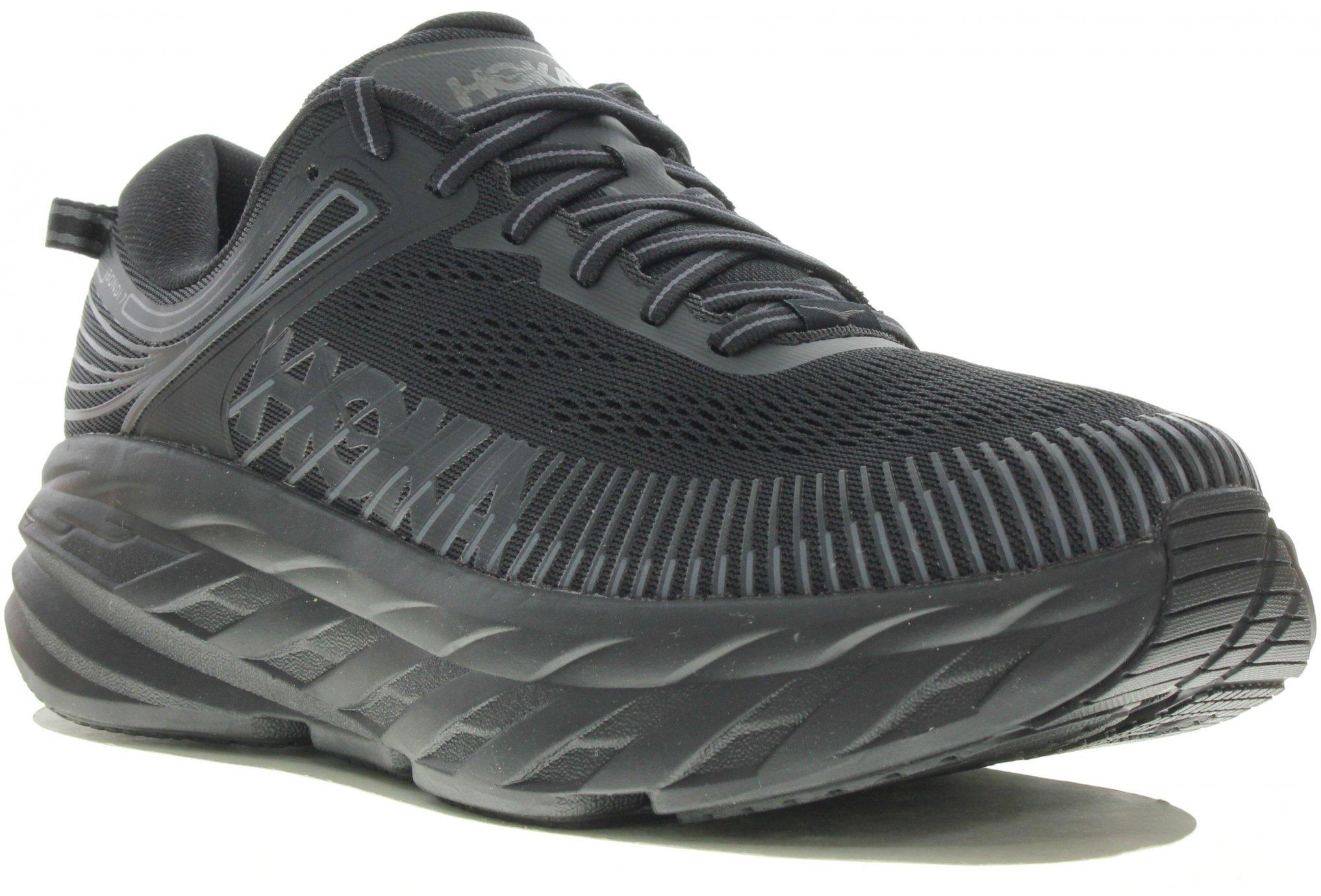 Hoka One One Bondi 7 Wide M Chaussures homme