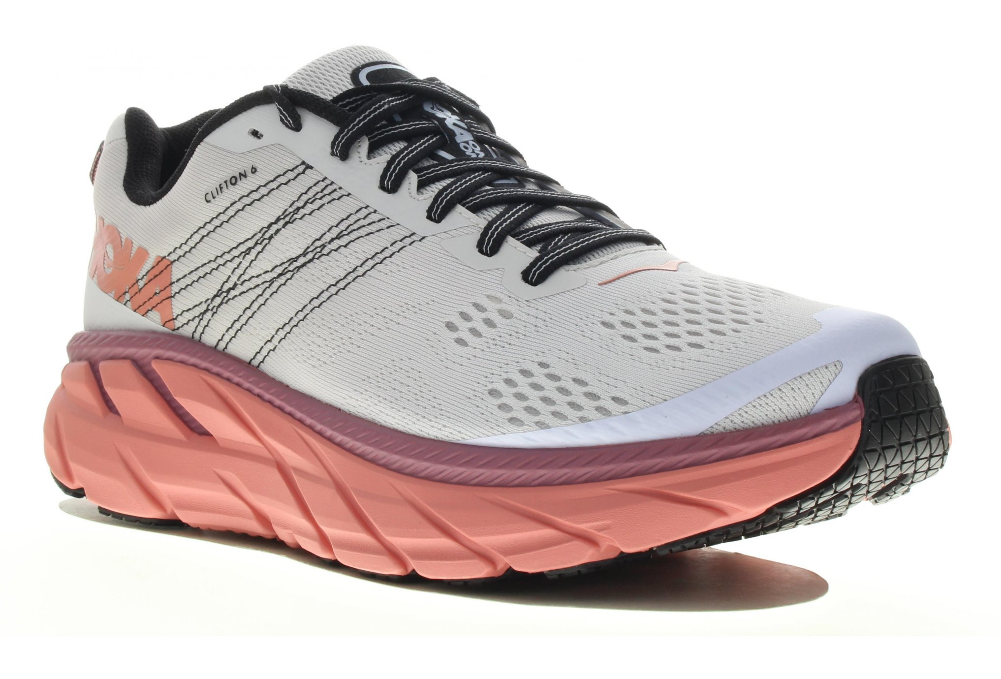 Hoka One One Clifton 6 Chaussures running femme