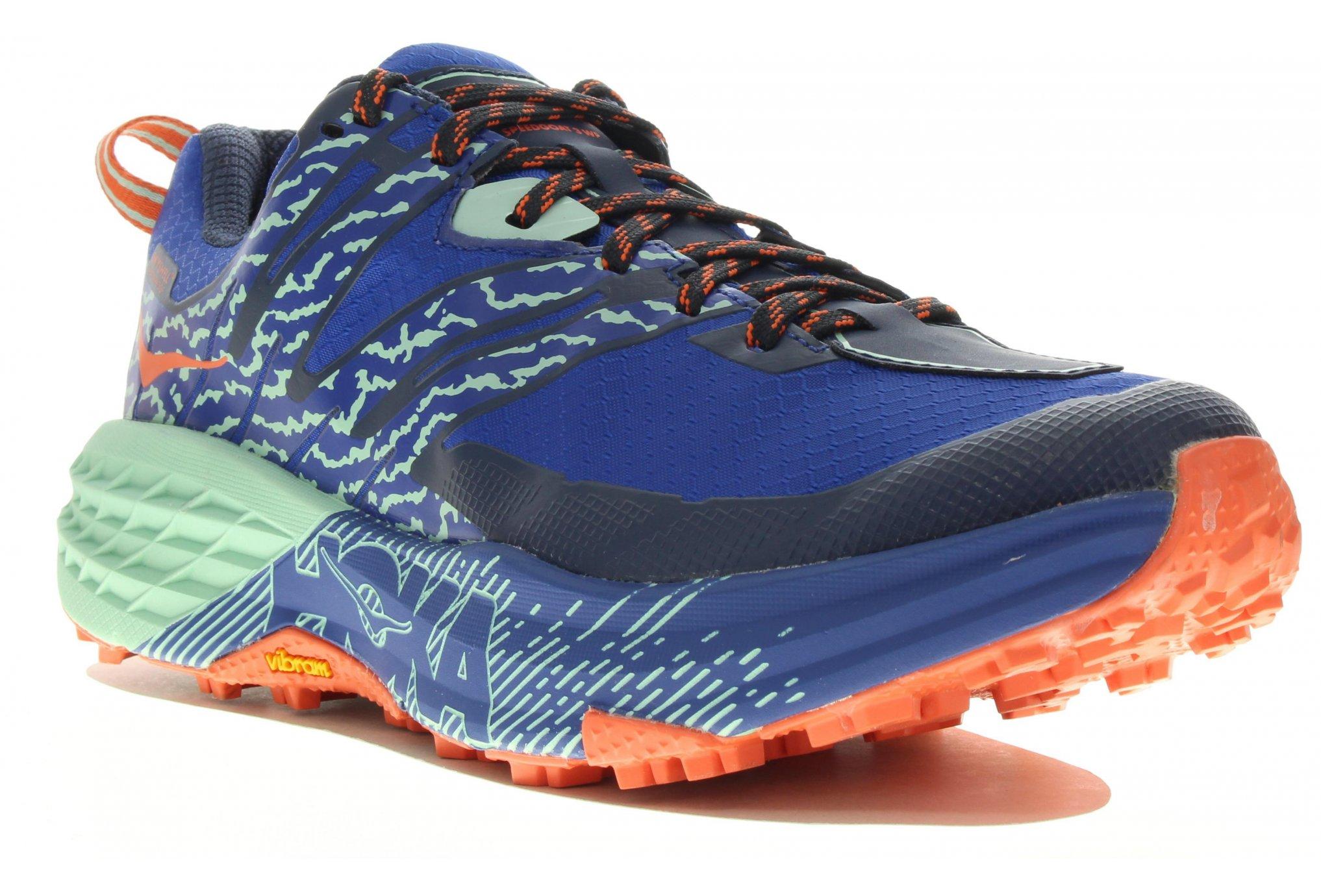 Hoka One One SpeedGoat 3 WP Chaussures running femme
