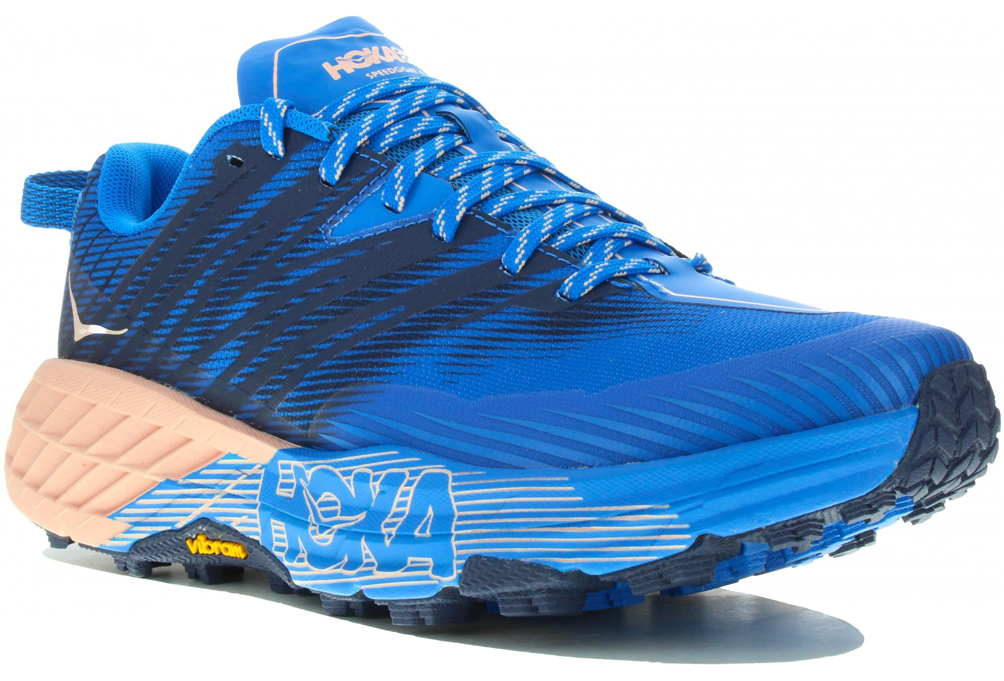 Hoka One One SpeedGoat 4 W Chaussures running femme