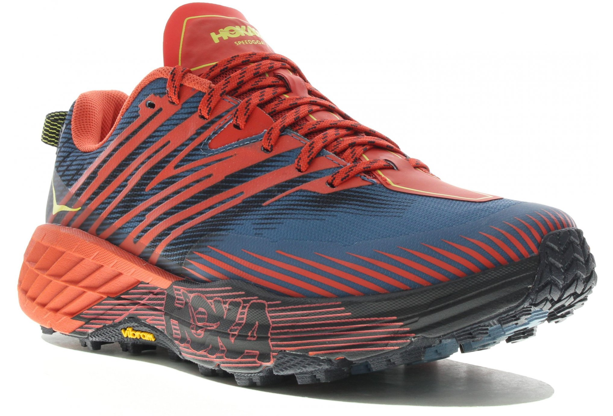 Hoka One One SpeedGoat 4 Wide M Chaussures homme