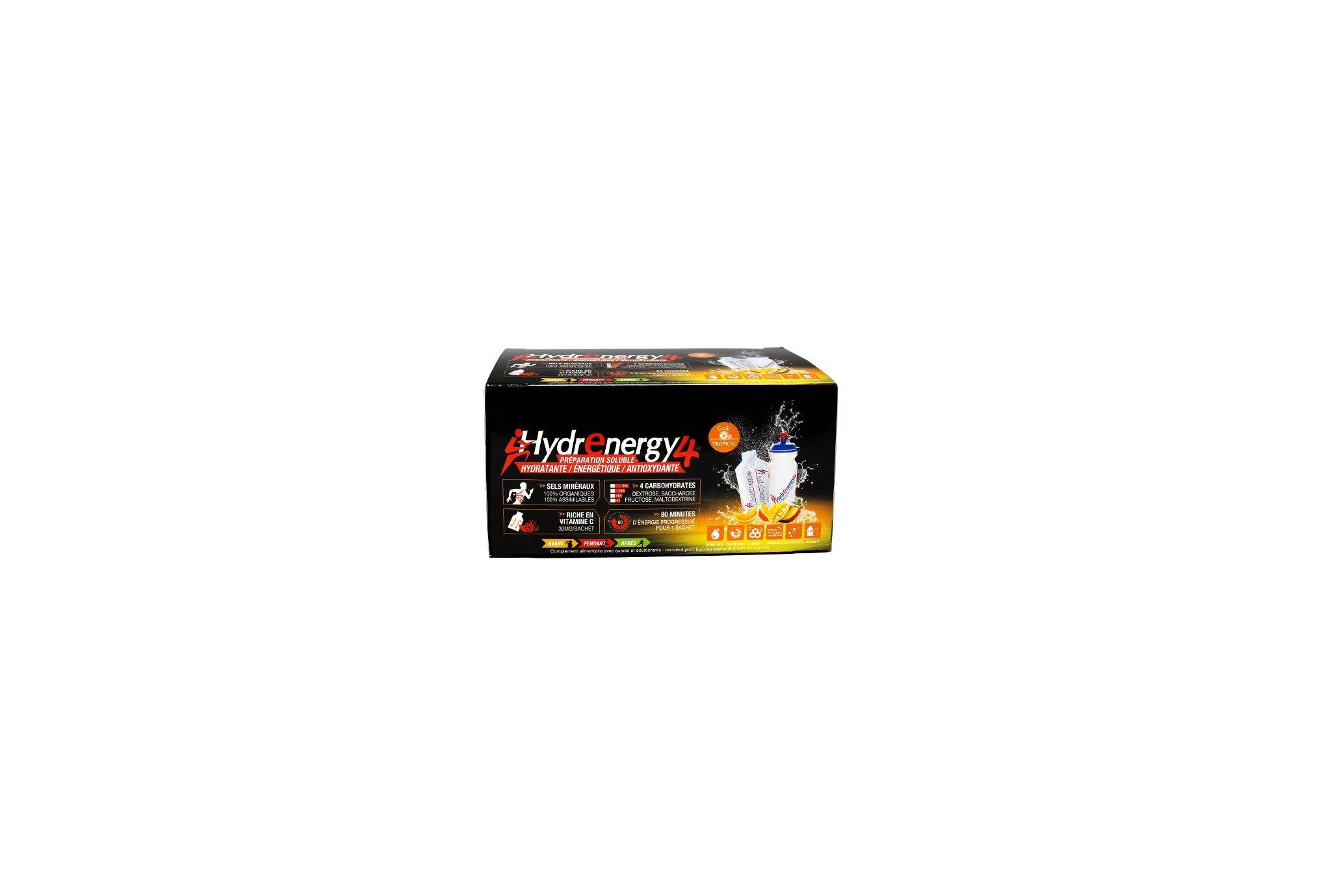 Hydrenergy H4 - Tropical Diététique Boissons