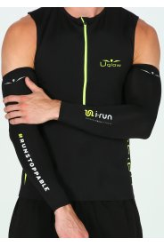 i-run.fr Arm Warmers i-Run  M