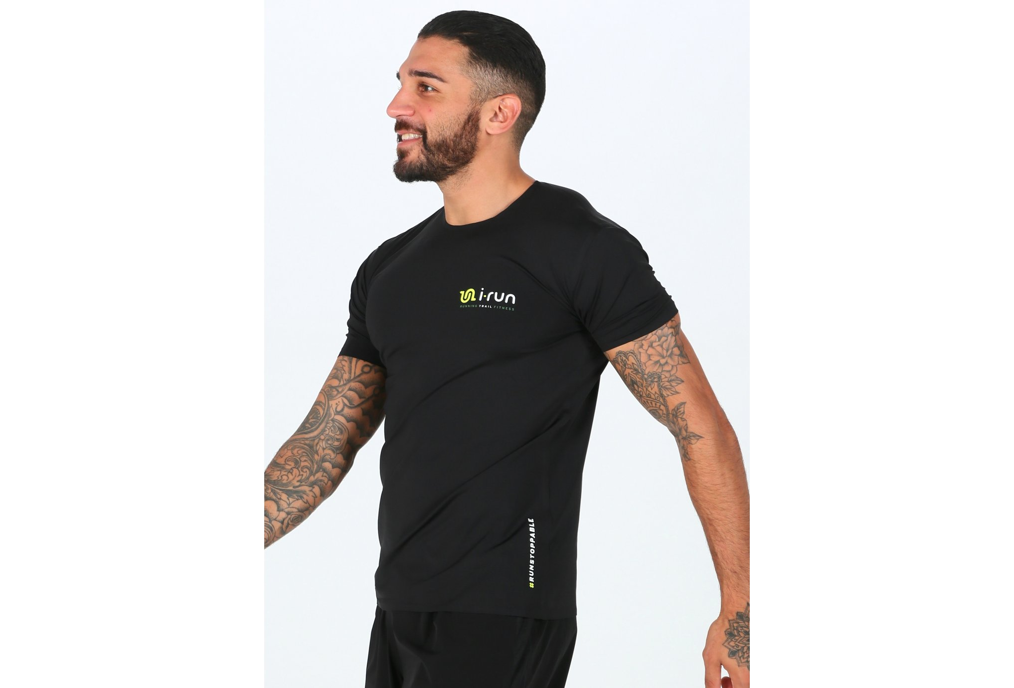 i-run.fr Base Special i-Run M vêtement running homme