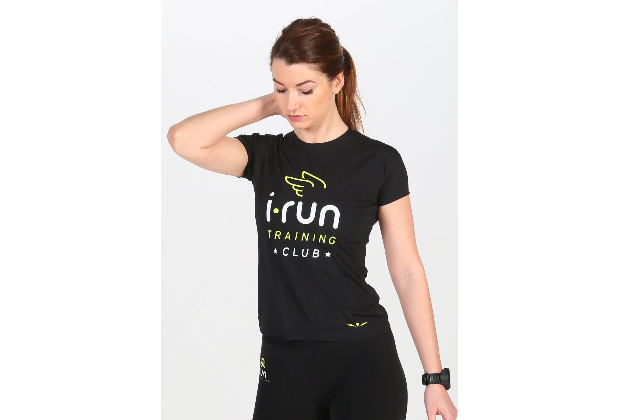 i-run.fr i-Run Training Club W vêtement running femme