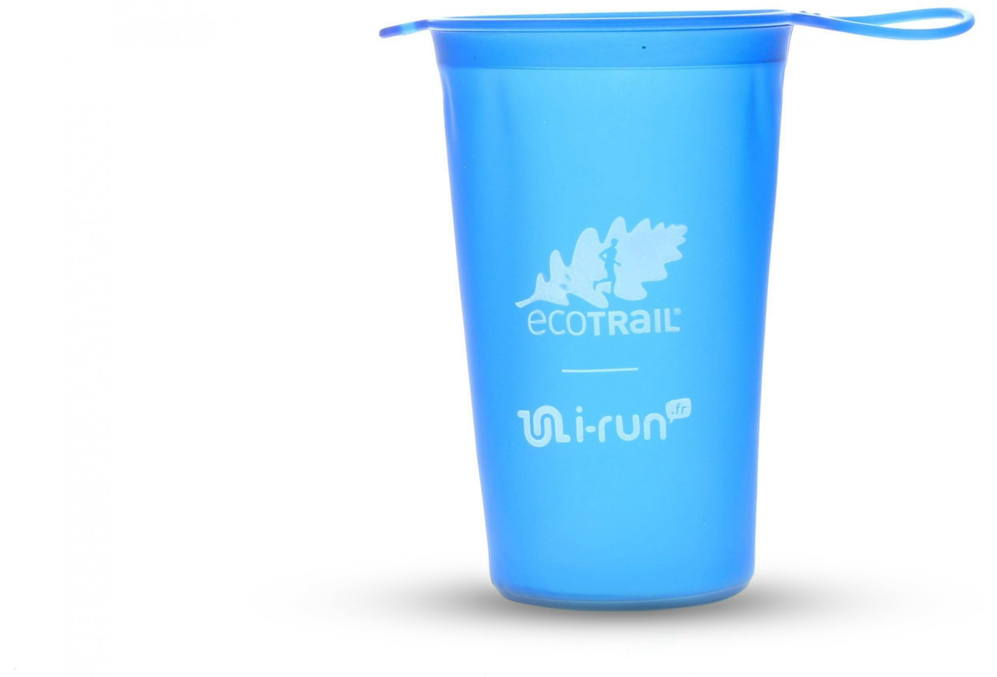 i-run.fr Soft Cup - 200 mL Sac hydratation / Gourde