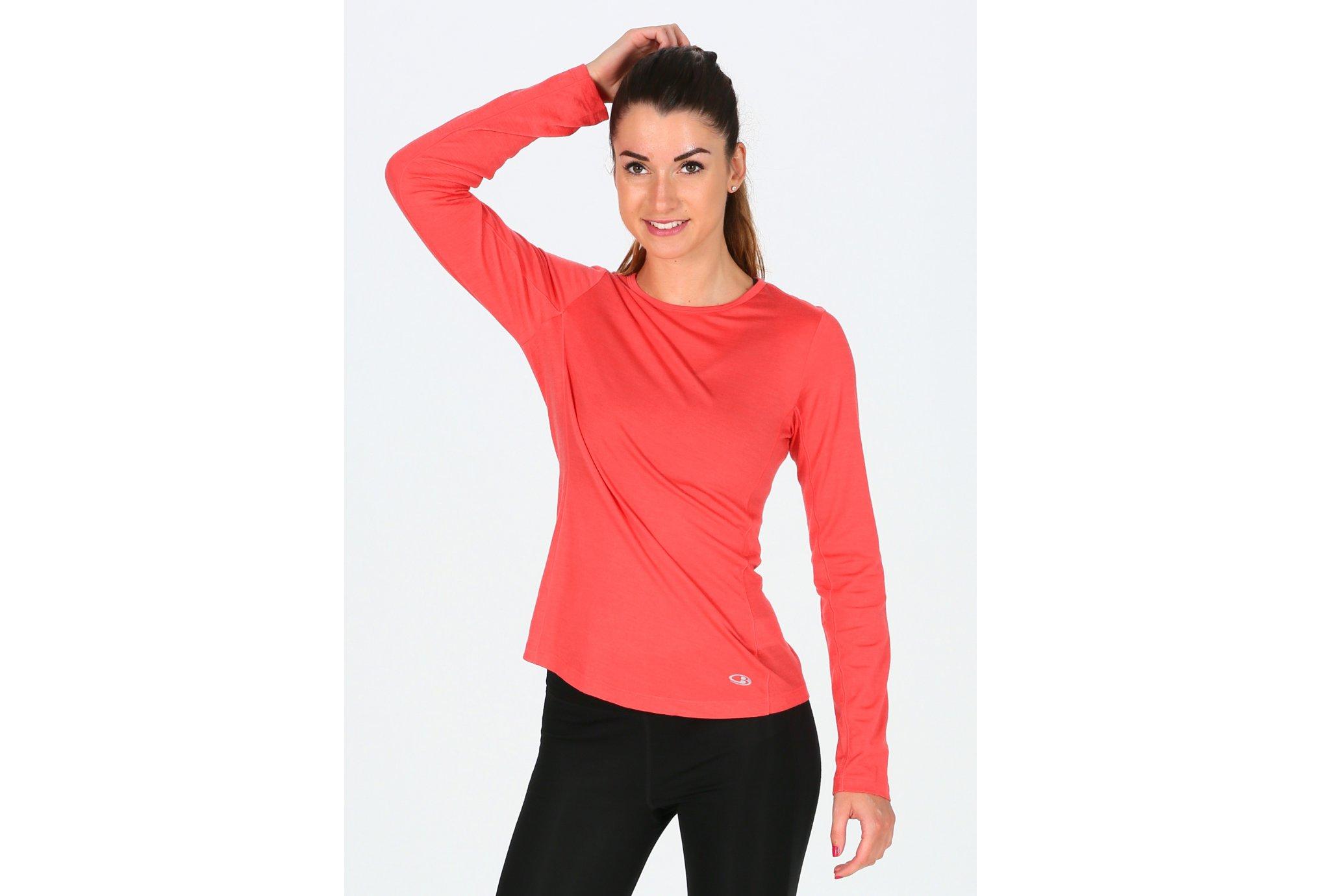Icebreaker Comet Lite W Diététique Vêtements femme