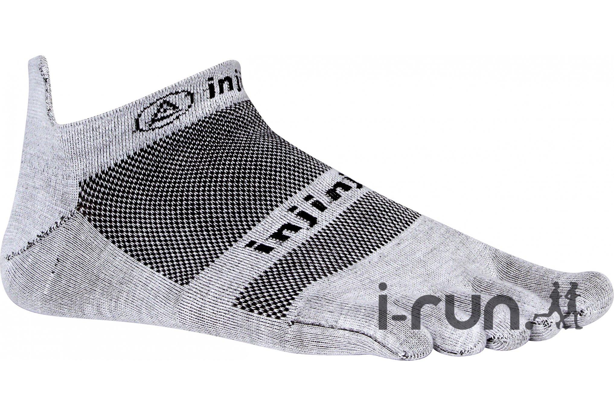 Injinji Chaussettes Run Lightweight No-Show Chaussettes