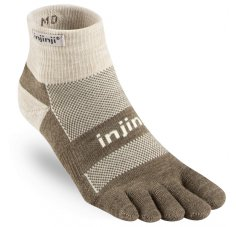 Injinji Outdoor Midhweight Mini-Crew Nuwool