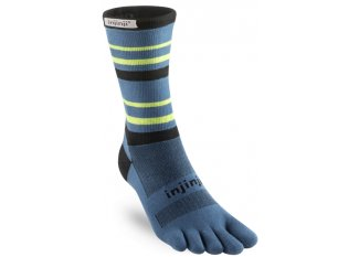 Injinji calcetines Run Lightweight Crew Coolmax