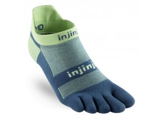 Injinji calcetines Run Lightweight No-Show Coolmax
