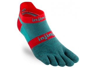 Injinji calcetines Run Original Weight No-Show Coolmax