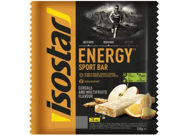Isostar Barres High Energy - Multifruits