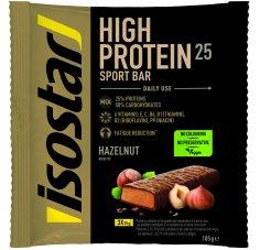 Isostar Barres High Protein 25 - Noisette