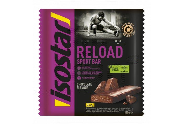 Isostar Barra Reload-Chocolate