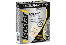 Isostar Endurance + Energy tablettes Citron