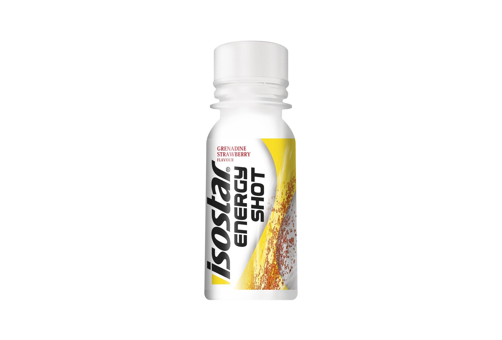 Isostar Energy Shot - Fresa/Granadina Diététique Boissons