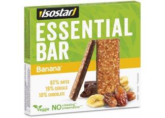 Isostar Pack barritas Essential Bar - Banana