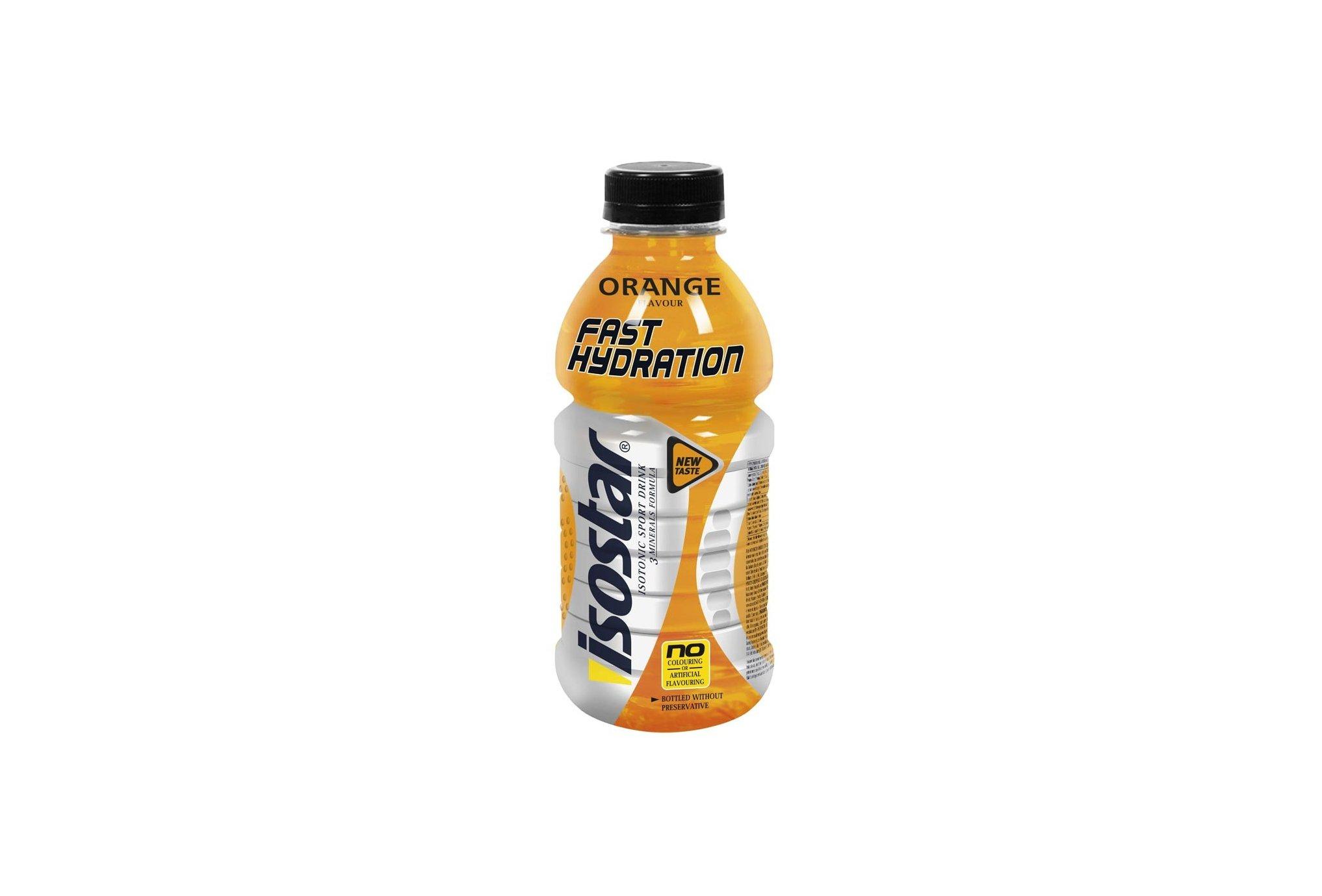 Isostar Fast Hydration - Naranja Diététique Boissons