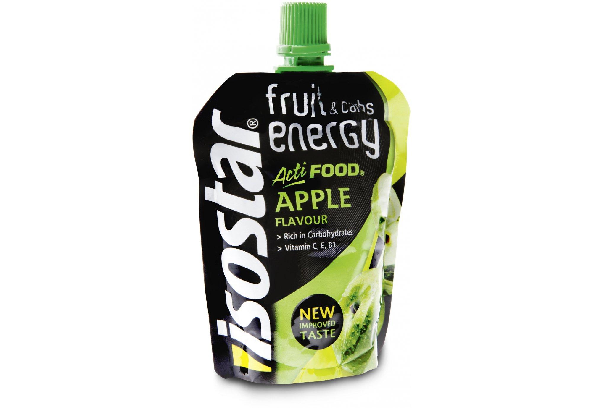 Isostar Gel Energy Actifood - Manzana Diététique Gels