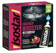 Isostar Gel Energy Booster Antioxydant - Cranberry