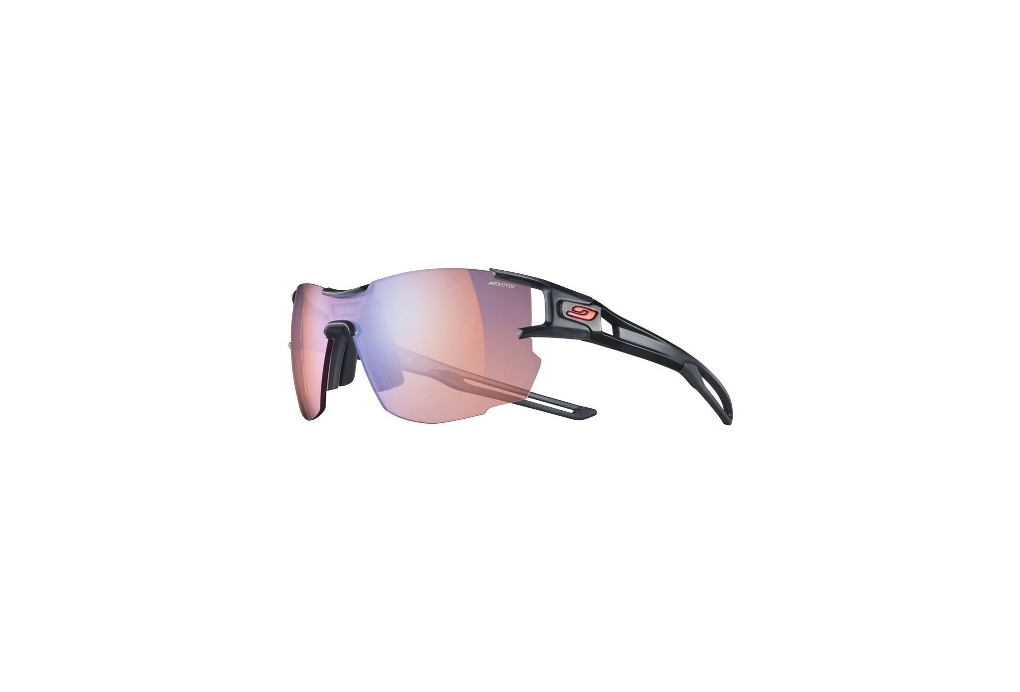 Julbo Aerolite reactiv photochromic performance 1-3 w lunettes