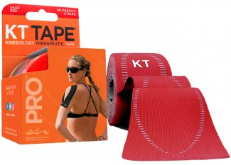 KT Tape Bandas KT Tape Synthetic Pro rojas