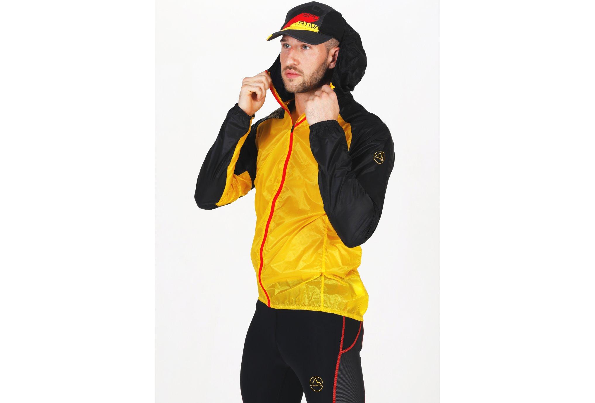 La Sportiva Blizzard WindBreaker M vêtement running homme