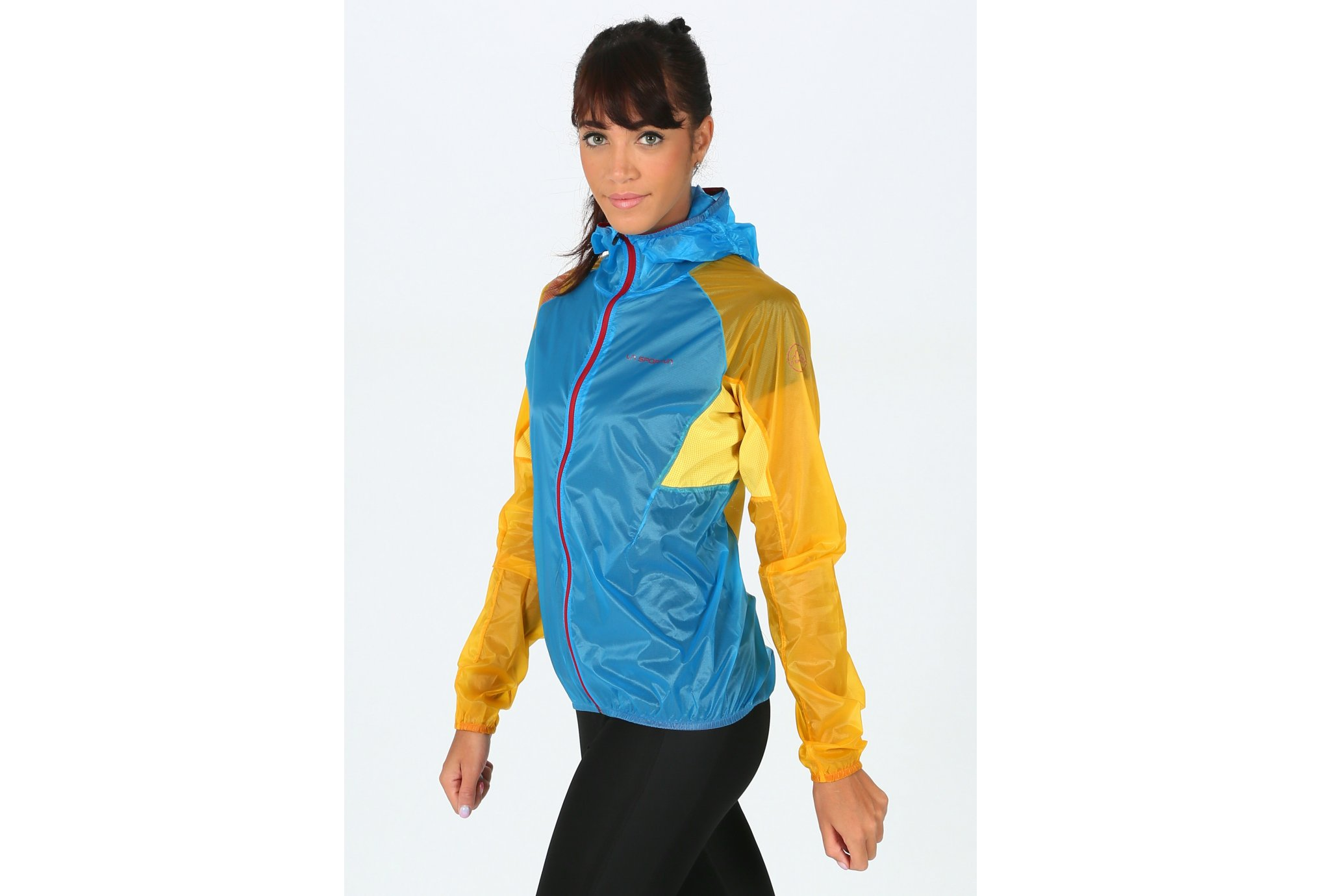 La Sportiva Briza Windbreaker W vêtement running femme
