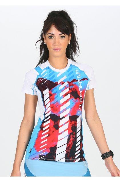 La Sportiva camiseta manga corta Draft