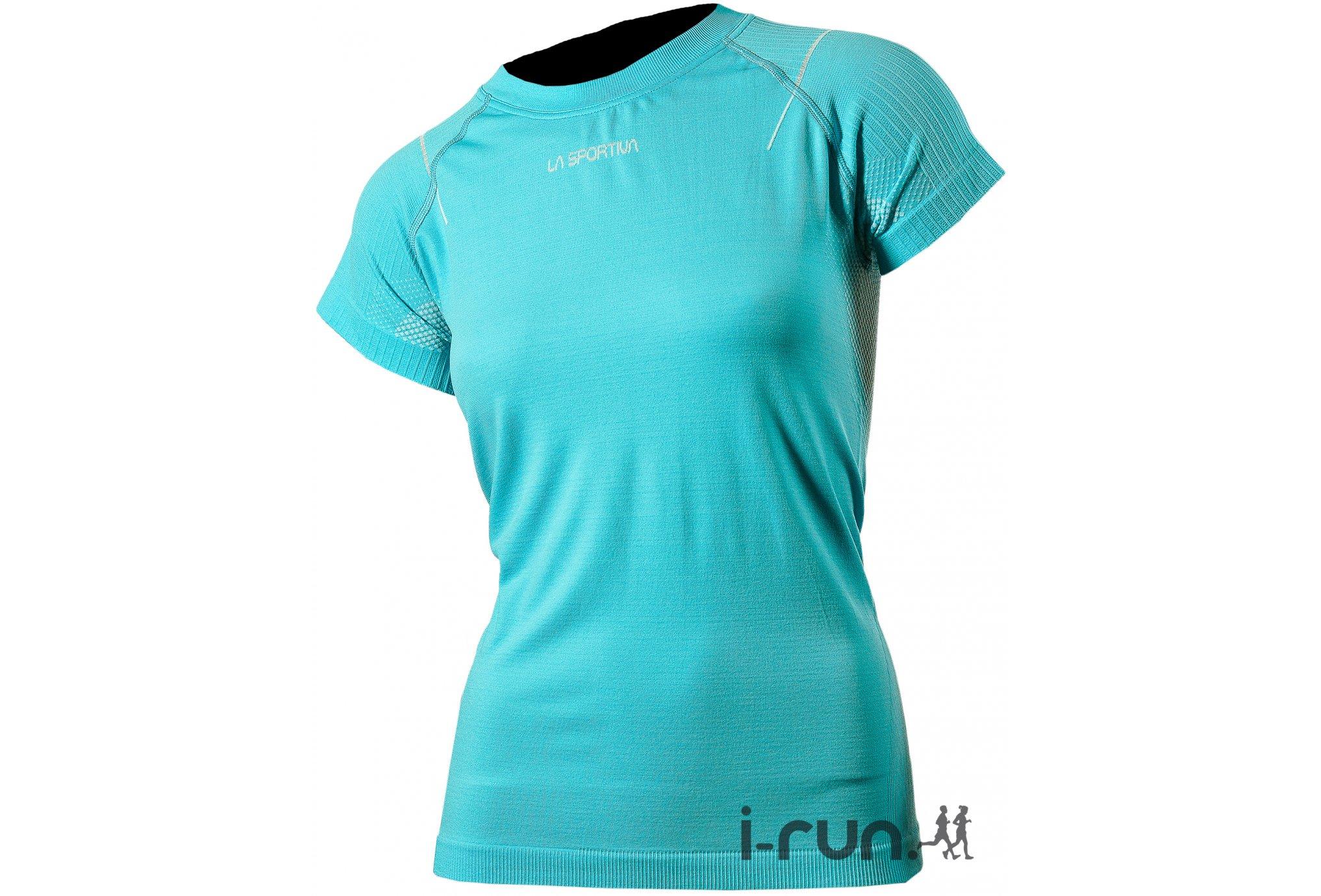 La Sportiva Tee-shirt Jedy W Diététique Vêtements femme