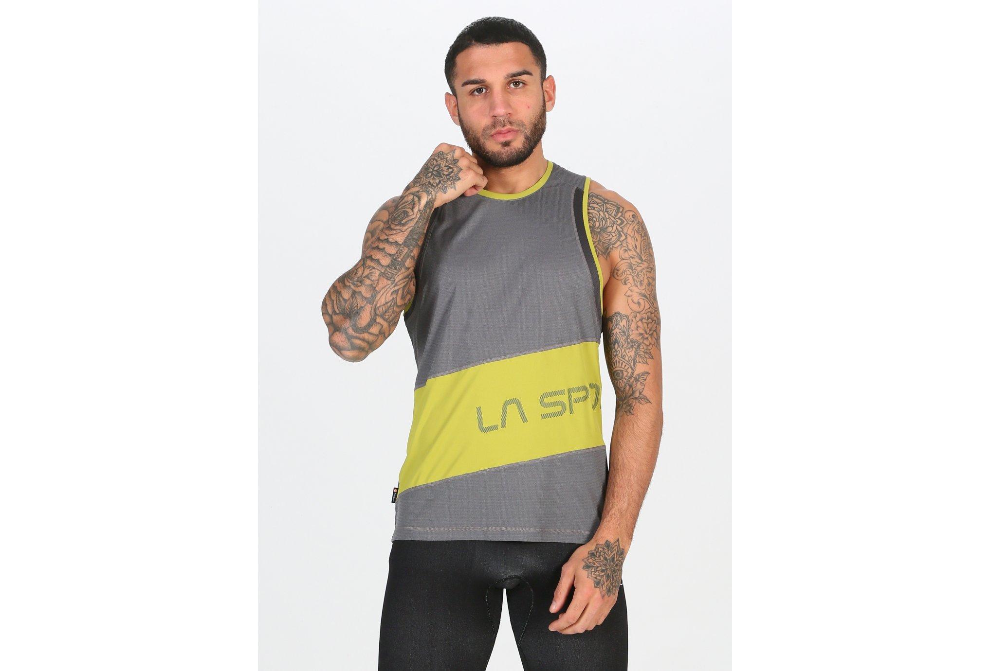 La Sportiva Track M Diététique Vêtements homme