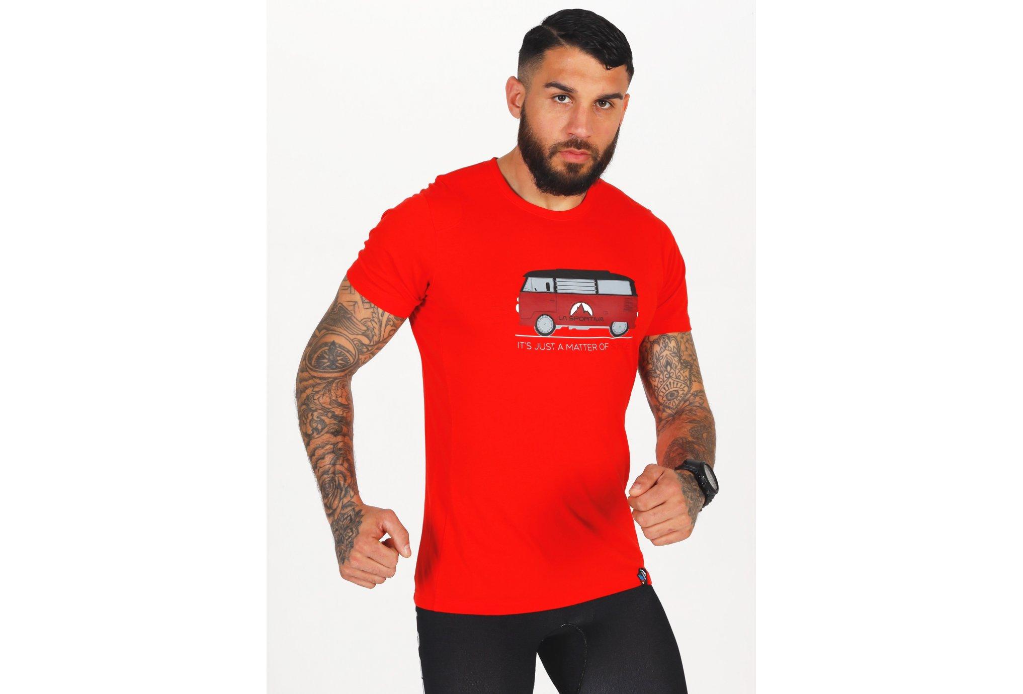 La Sportiva Van M vêtement running homme