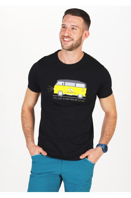 La Sportiva camiseta manga corta Van