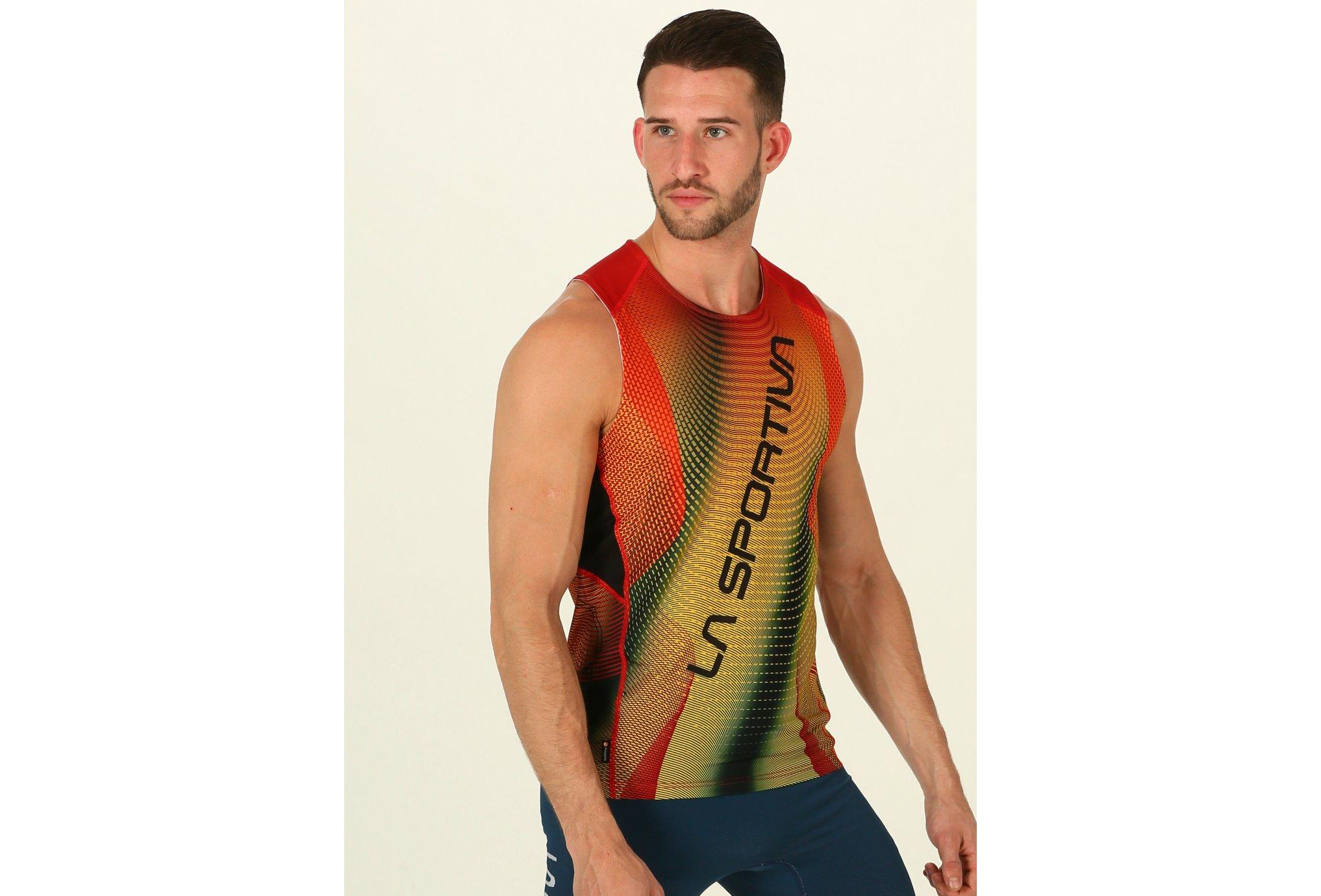 La Sportiva Velocity M vêtement running homme