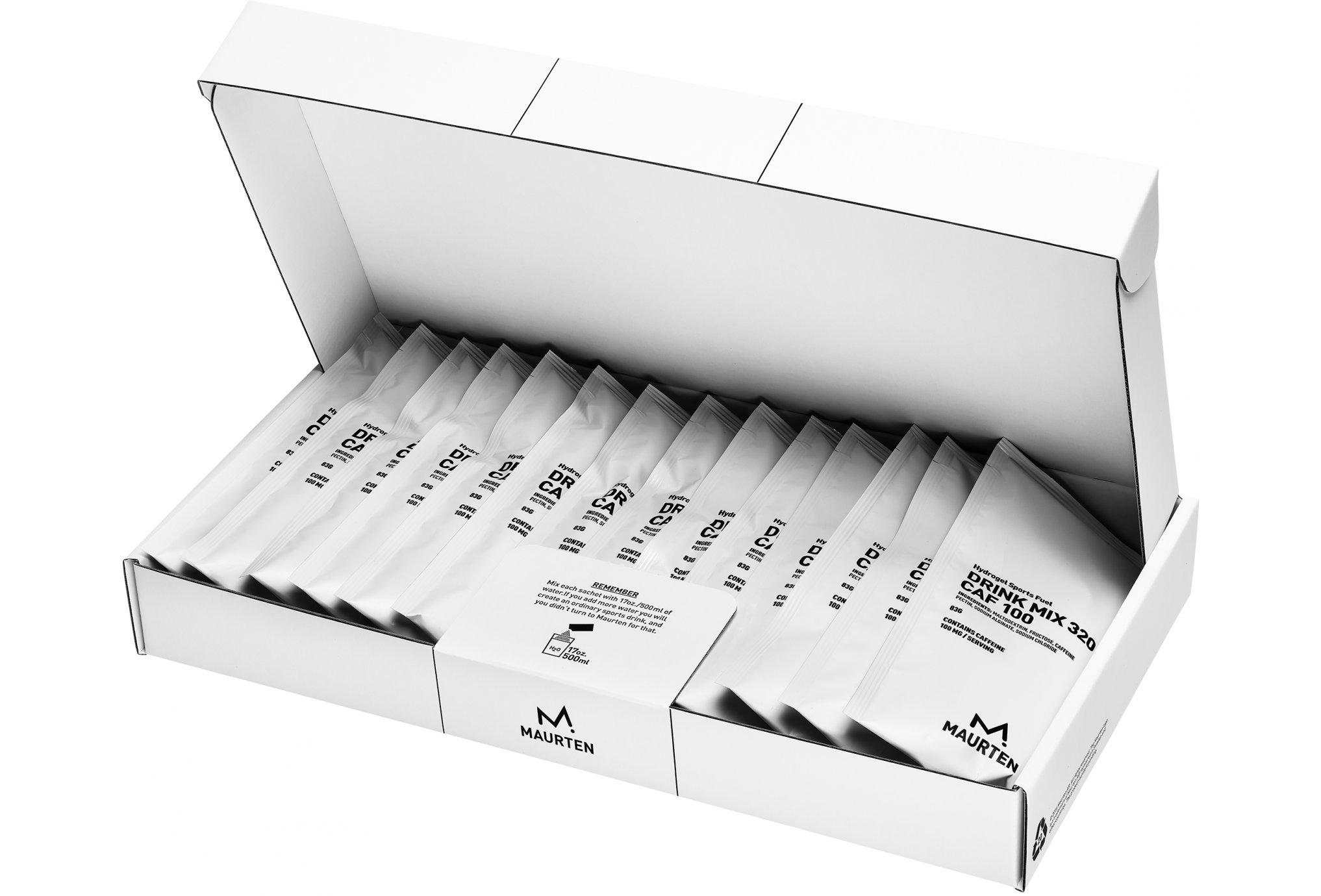 Maurten Drink Mix 320 CAF 100 - 14 sachets Diététique Packs