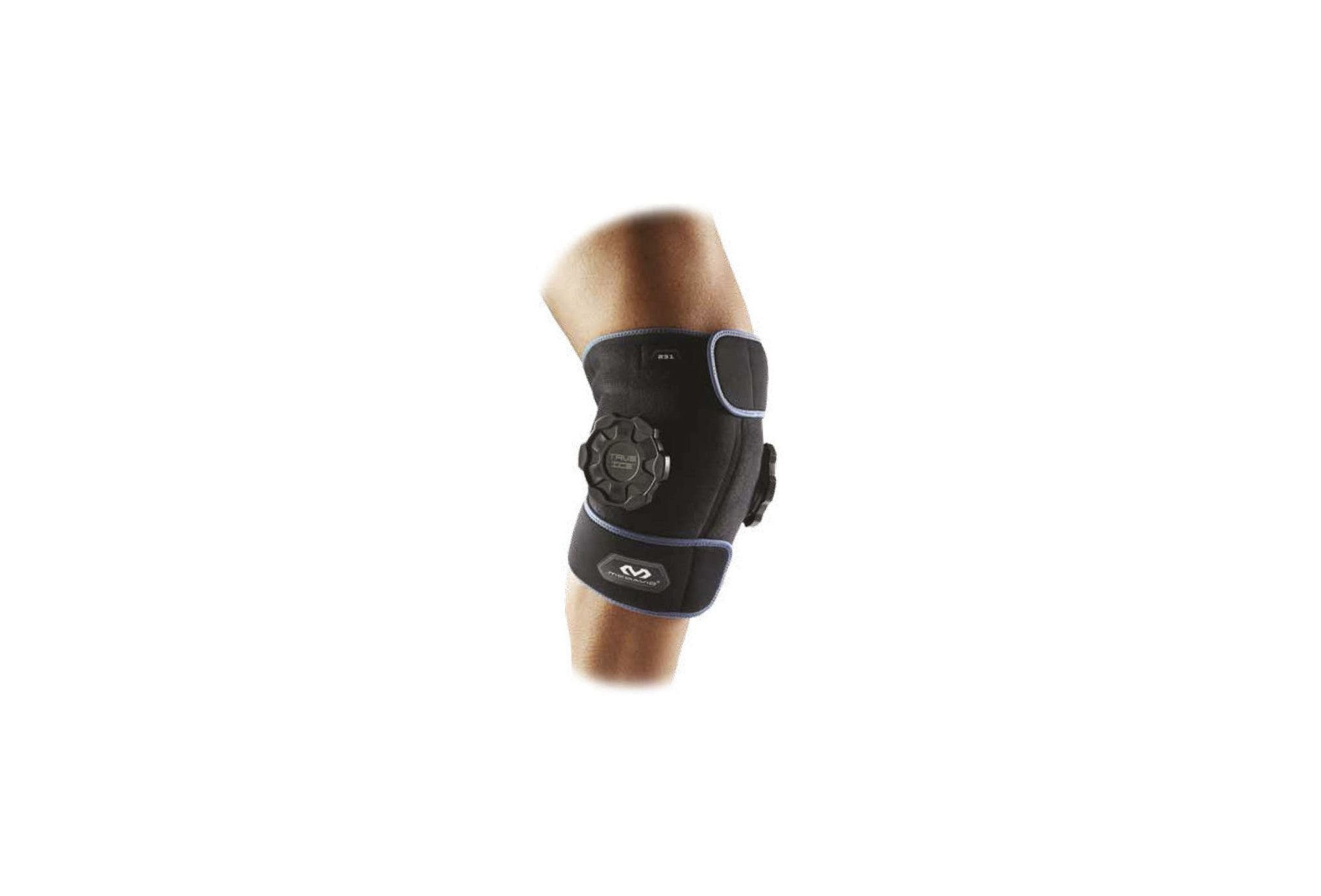 McDavid True Ice Therapy Knee Protection musculaire & articulaire