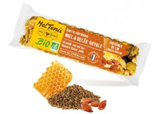 MelTonic barrita de cereales Bio - Proteinas de linaza y kasha