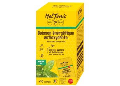 MelTonic Boisson Energétique Antioxydante - Menthe