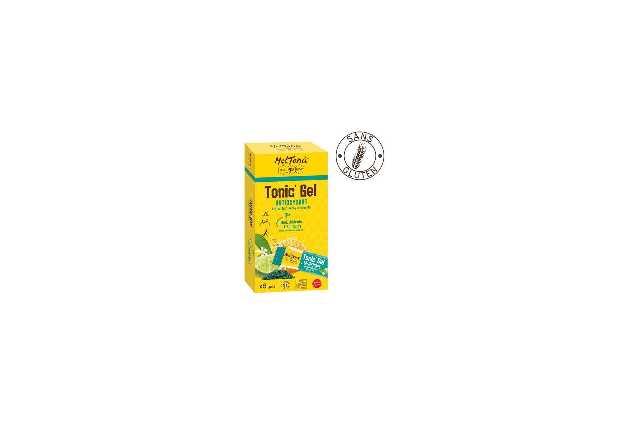 MelTonic Etui Tonic'Gel Antioxydant Diététique Gels