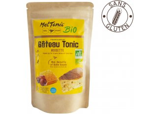 MelTonic Pastel Tonic Bio - avellana y miel