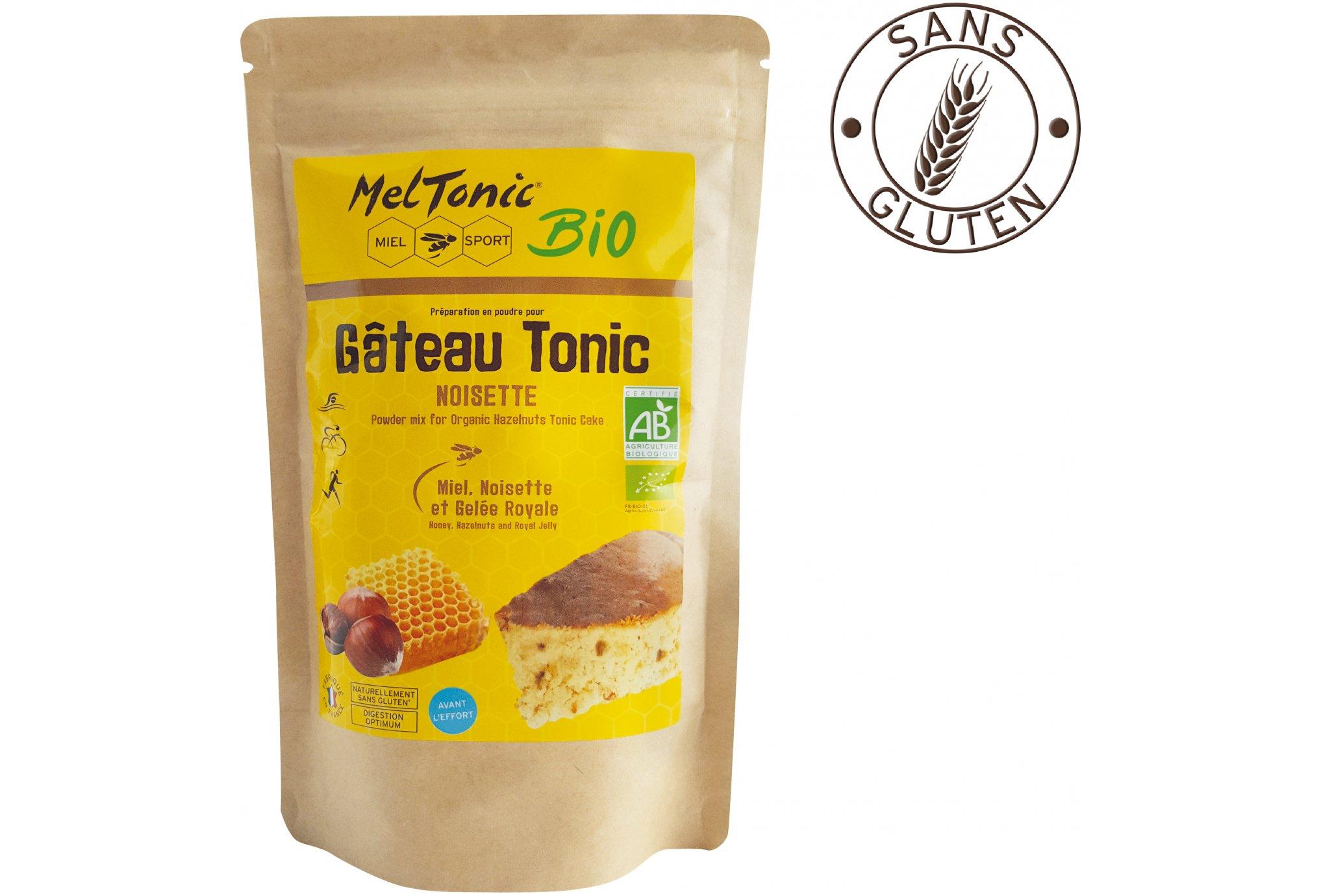 MelTonic Pastel Tonic Bio - avellana y miel Diététique Préparation
