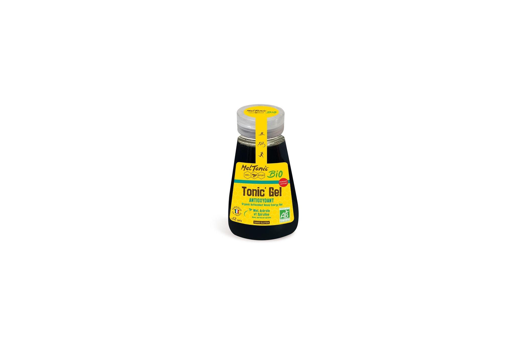 MelTonic Recharge Eco Tonic'Gel Antioxydant Bio Diététique Gels