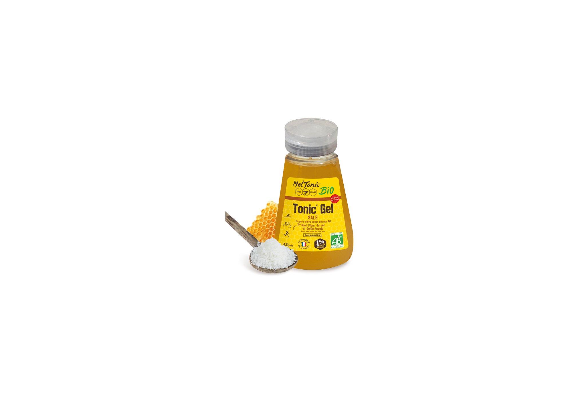MelTonic Recharge Eco Tonic'Gel Salé Diététique Gels
