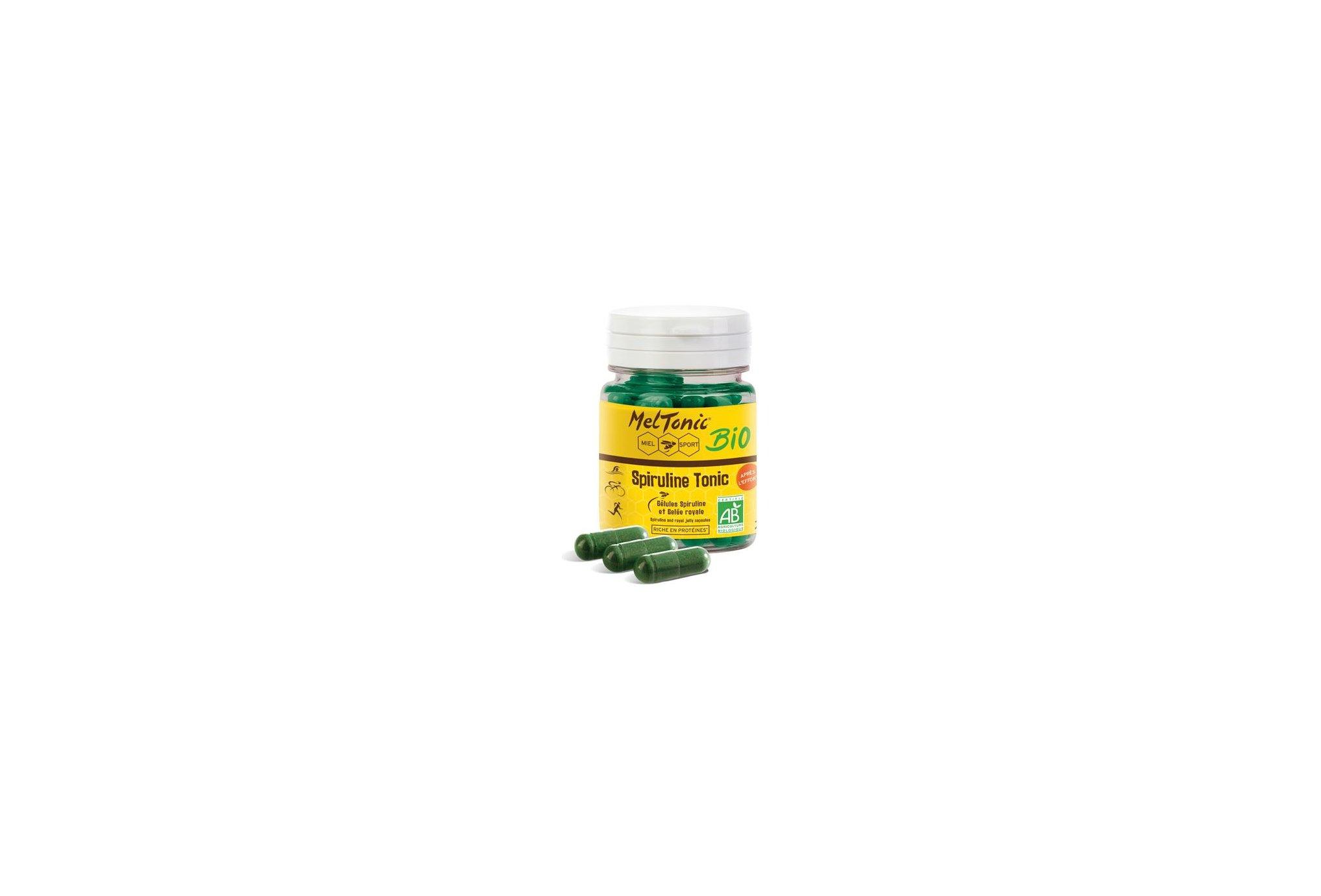 MelTonic Spiruline Tonic BIO Diététique Compléments