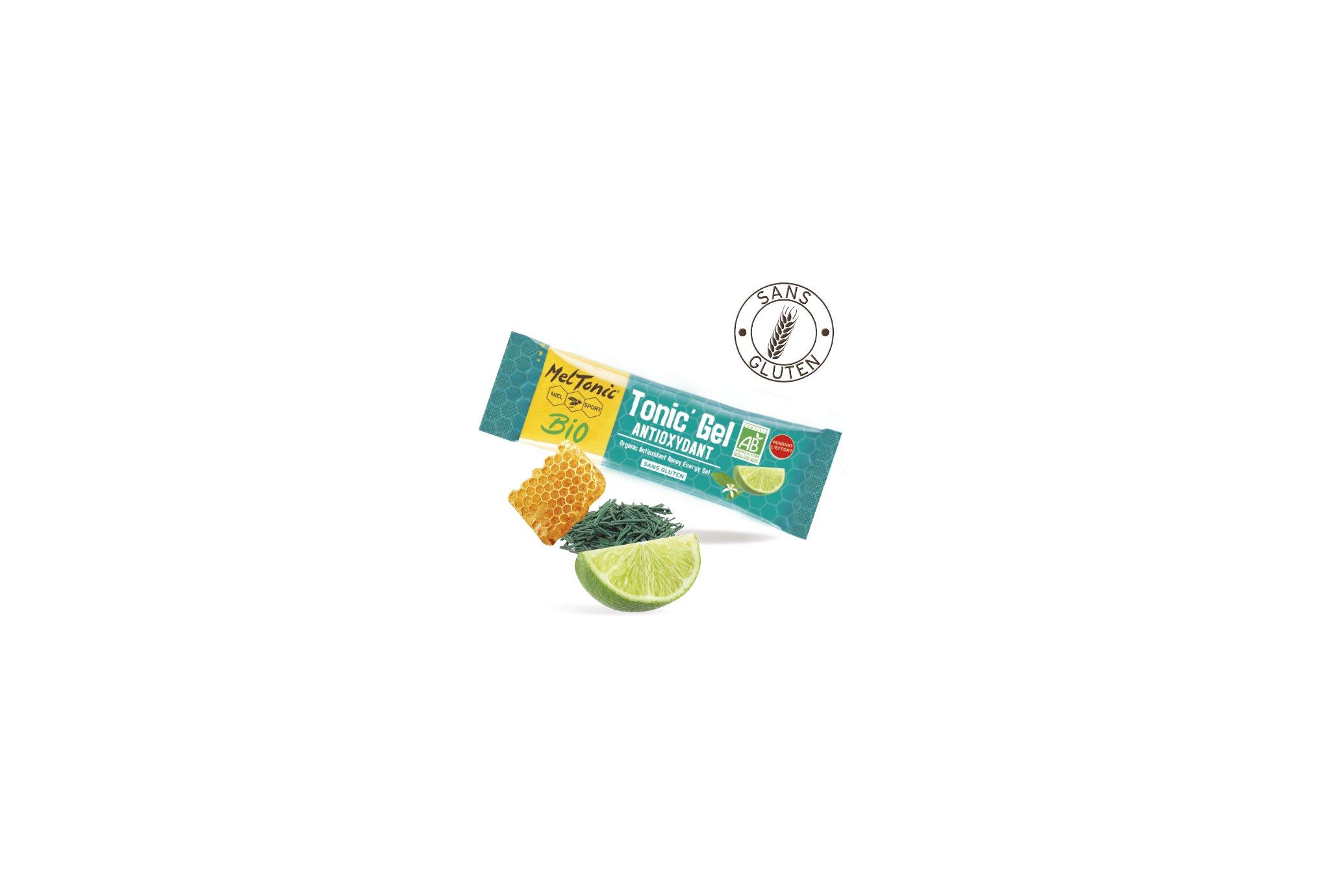 MelTonic Tonic'Gel Antioxydant Bio Diététique Gels