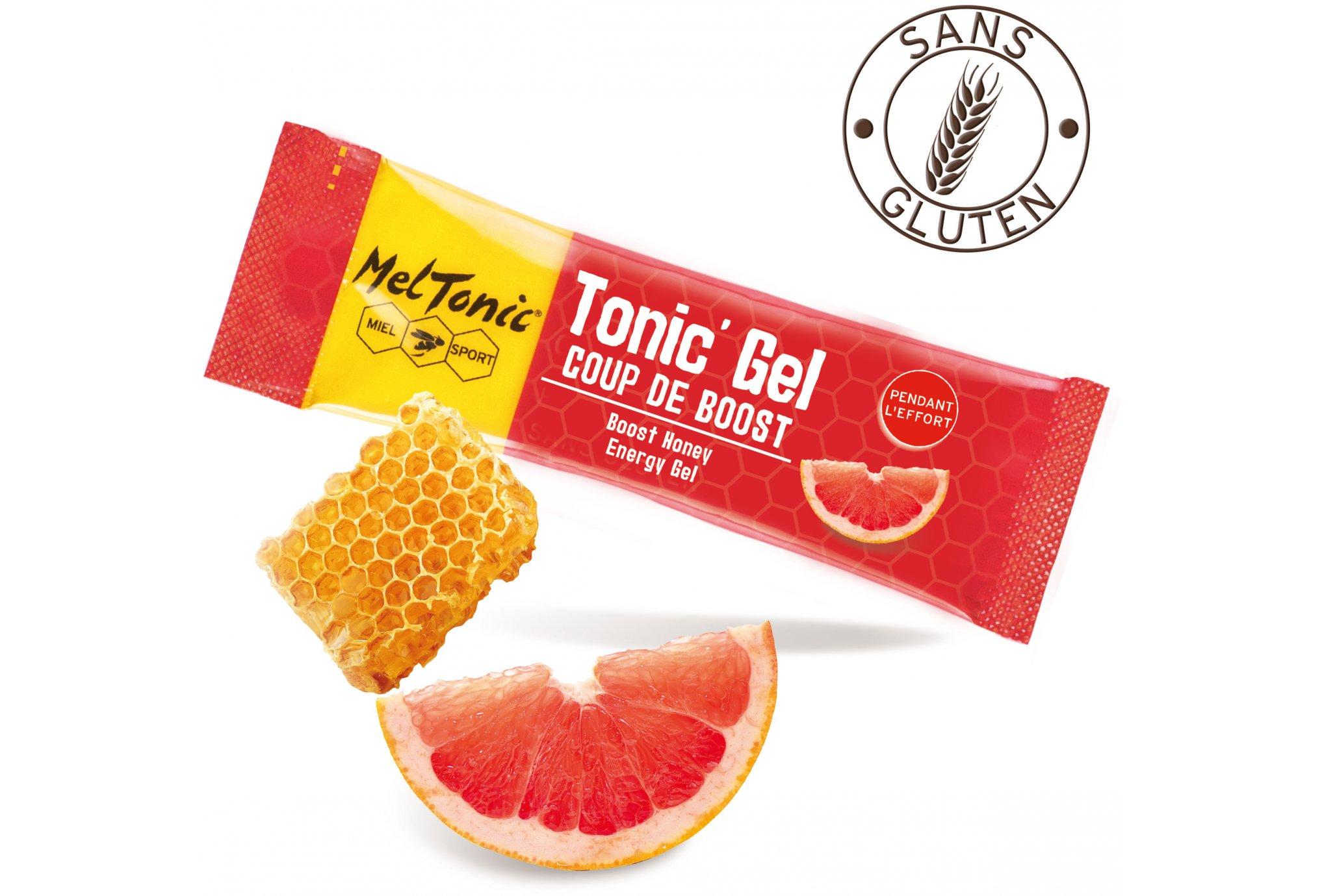 MelTonic Tonic'Gel Coup de Boost Diététique Gels