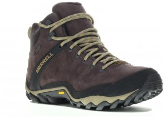 Merrell  Chameleon 8 Leather Mid Gore-Tex