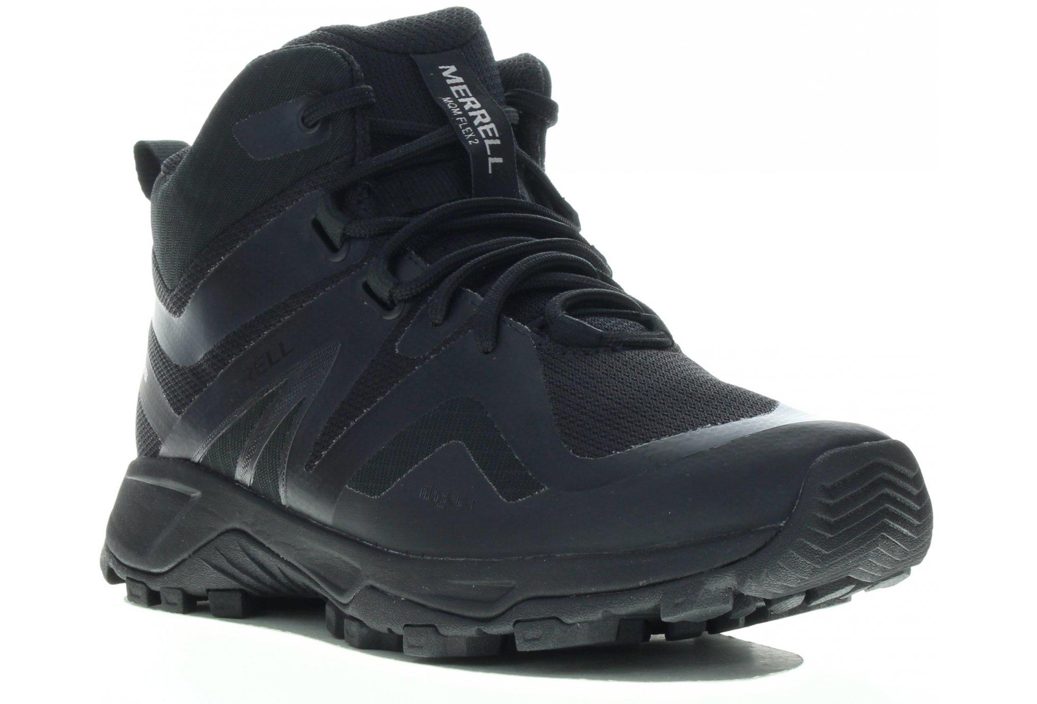 Merrell MQM Flex 2 Mid Gore-Tex Chaussures homme