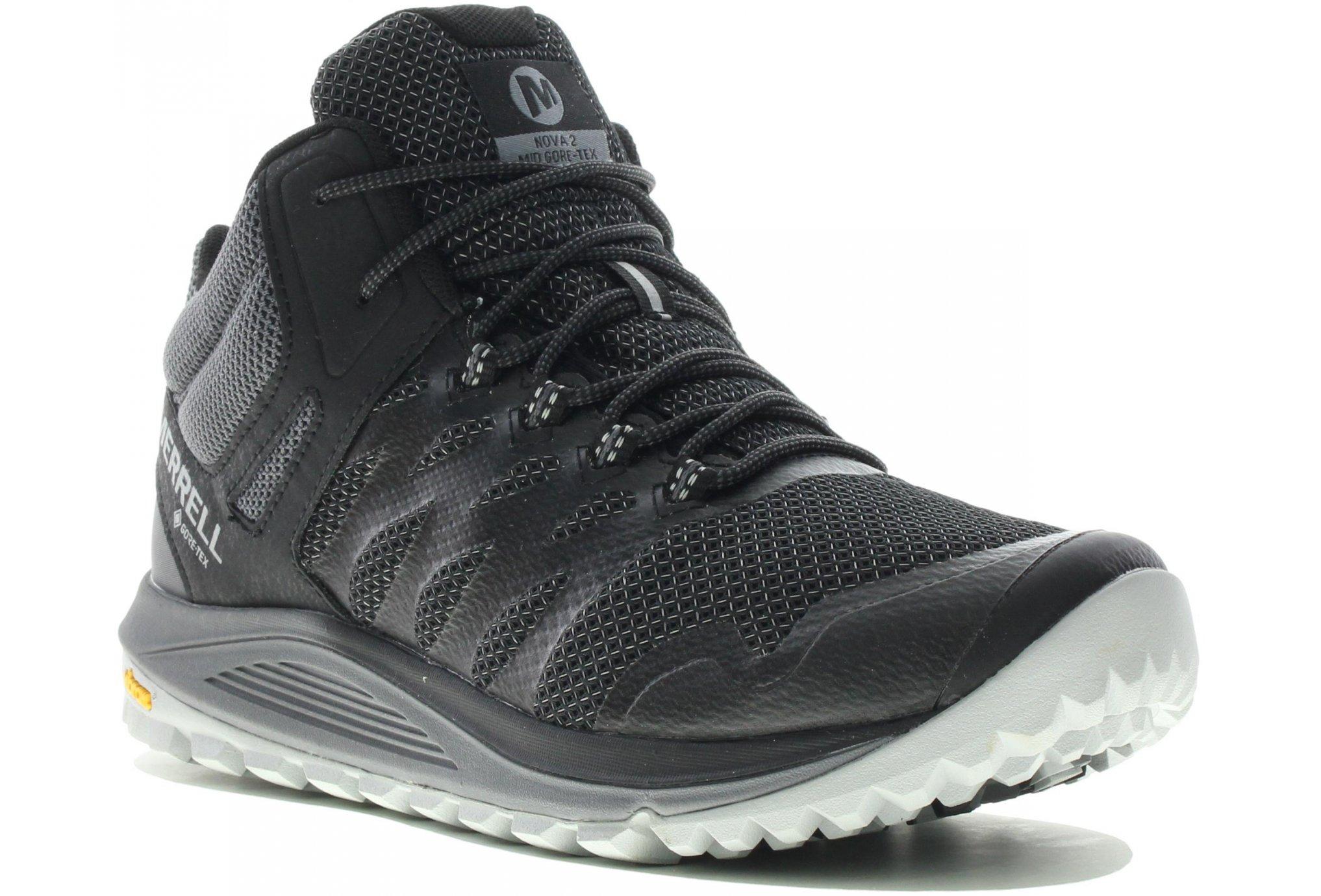 Merrell Nova 2 Mid Gore-Tex M Chaussures homme